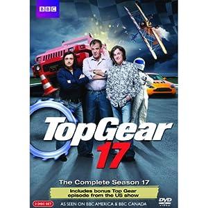 Top Gear: Complete Season 17 movie