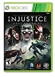 Injustice: Gods Among Us