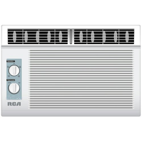 RCA RACM5002 5000 BTU Window Air Conditioner with Impersonal Controls, 115-volt