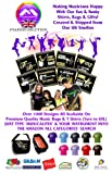 Electric-Guitar-Pay-or-I-Play-Sheet-Music-Document-Bag-Musik-Notentasche-MusicaliTee