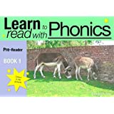 Learn To Read With Phonics, Pre Reader 1by Sally Jones