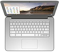 "HP Chromebook 14-x094nf PC portable 14"" Argent (Nvidia Tegra, 2 Go de RAM, 16 Go de SSD, Chrome OS)"