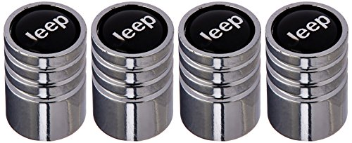 Jeep Tire Valve Caps High Quality with Box (Jeep Valve Stem Caps compare prices)