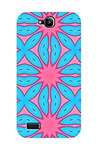 ZAPCASE Printed BACK COVER FOR HUAWEI HONOR HOLLY
