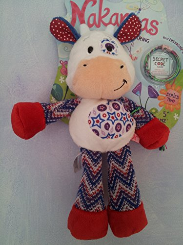 Nakamas Series 2 Chloe Cow First Edition NK108 Friendship Bracelet Sharing - 1