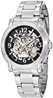 Stuhrling Original Men's 531G.33111 Classic Delphi Canterbury Automatic Skeleton Black Dial Watch by Stuhrling Original