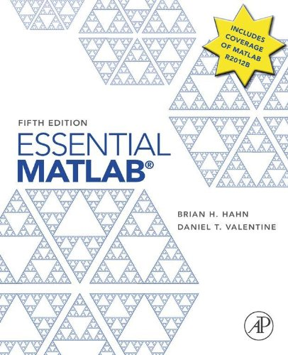 essential matlab for engineers and scientists solution manual pdf