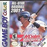 echange, troc All Star Baseball 2001 - Game Boy Color - US