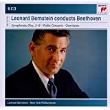 Leonard Bernstein - Beethoven Symphonies Nos. 1-9, Overtures, Violin Concerto - Sony Classical Masters