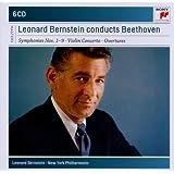 Leonard Bernstein - Beethoven Symphonies Nos. 1-9, Overtures, Violin Concerto