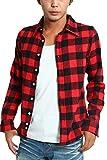 インプローブス imp ネルシャツ チェックシャツ カジュアルシャツ H サイズL