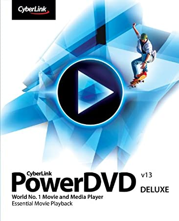PowerDVD 13 Deluxe [Download]