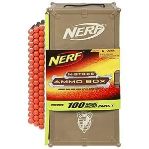 Nerf Dart Ammo Box - Micro Sonic Darts