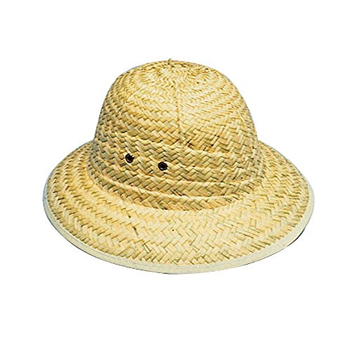 Straw Safari Hat Adult Pith Jurassic Park Mens Womens