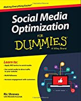 Social Media Optimization For Dummies Front Cover