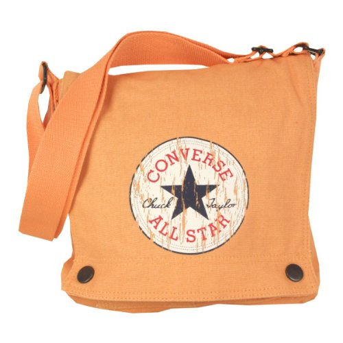 Converse Tasche Vintage Patch Fortune Bag soft orange - 25 cm x 25 cm x 6 cm