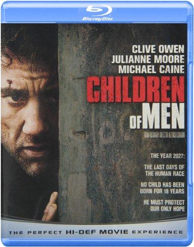 Universal Mc-children Of Men [blu Ray W/movie Cash/ws]