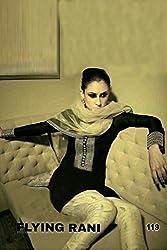 Janasya Women's Black Embroidered Cotton Dress Material