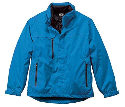 Storm Creek Men'S Noah 3-N-1 W/W/B Seam Sealed Parka, Storm Blue, Small front-87664