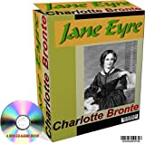 A MP3 CD AUDIO BOOK - JANE EYRE By CHARLOTTE BRONTE