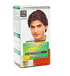 Garnier Color Naturals Men Shade 3.16 Burgundy, 36ml + 24g