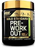 Optimum Nutrition 330 g Apple Gold Standard Pre-Workout Supplement
