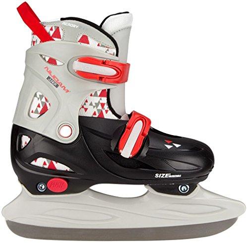 Kinder Eishockeyschlittschuhe Verstellbar 30-33