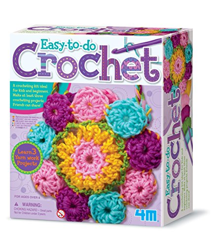 4M Crochet Art Kit - 1
