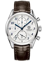 NEW TAG HEUER CARRERA HERITAGE MENS WATCH CAS2111.FC6236