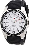 Tommy Hilfiger Watches Herren-Armbanduhr XL Analog Quarz Silikon 1790884