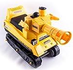 deAO� Toddler Ride-On Tank Shooting T...