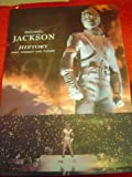 MICHAEL JACKSON HISTORY PAST PRESENT FUTURE 33 X 23 approx INCHES POSTER