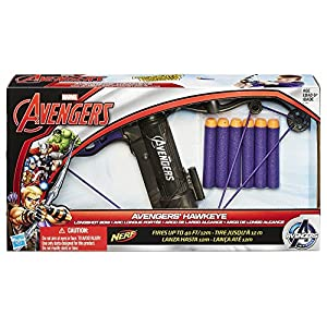 Avengers: Age of Ultron Nerf Hawkeye Longshot Bow Toy