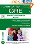 Reading Comprehension & Essays GRE St...