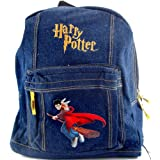 Harry Potter Denim Backpack
