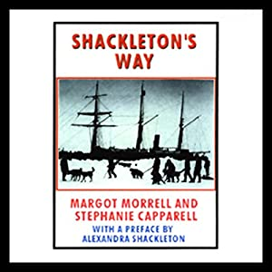 Shackleton's Way Audiobook