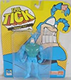 "The Tick 6 "" Bounding Tick "" Action Figure Bandai 1994 MOSC MOC NEW"