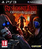 MICROSOFT RESIDENT EVIL: OPERATION RACCOON CITY PS3