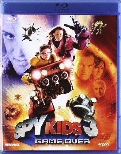 Spy Kids 3 Game Over [Blu-ray]