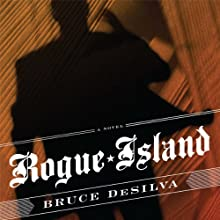 Rogue Island Audiobook by Bruce DeSilva Narrated by Jeff Woodman, Bruce DeSilva