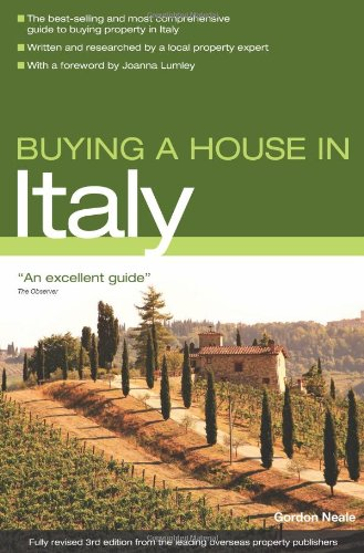 Buying a House in Italy (Buying a House - Vacation Work Pub)