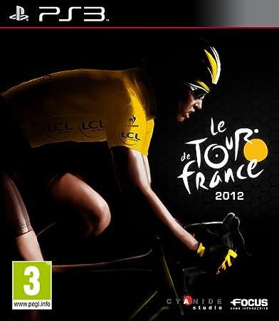 Ubisoft Pro Cycling Manager: Tour De France 2012, PS3, ENG