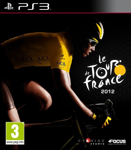 UBI SOFT TOUR DE FRANCE 2012