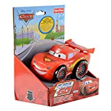 Childrens Fisher Price Disney Pixar Cars Shake N' Go Vehicle - Lightning McQueen