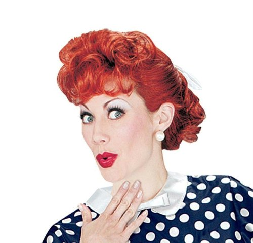 Costumes For All Occasions Xr19069 I Love Lucy Adult Wig