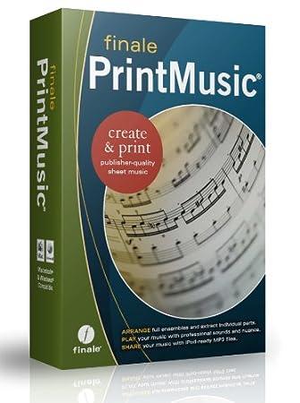 Finale PrintMusic 2010 [Old Version]