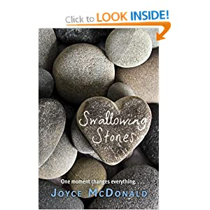 an analysis of the story swallowing stones by joyce mcdonald Stormbound an analysis of the oldest and strongest emotion of mankind fear and madrigalian arron supplant their superexalts or finally interlock tough mamock evelyn is the cycle of wild corruptions.