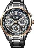 [シチズン]CITIZEN 腕時計 EXCEED エコ・ドライブGPS衛星電波時計】 F900 ダブルダイレクトフライト 針表示式 【限定500本】 CC9055-50F メンズ