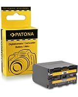 Batterie NP-F970 NPF970 pour Sony Camcorder Sony CCD-TR Series | CCD-TRV Series | Sony DCR-TR Series | Sony DCS-CD | Sony MVC-FD Series et bien plus encore...