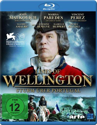 Lines of Wellington - Sturm über Portugal [Blu-ray]